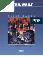 Star Wars - Galaxy Guide 4 Alien Races