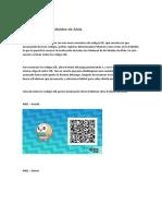 Códigos QR de La Pokédex de Alola (PDF)