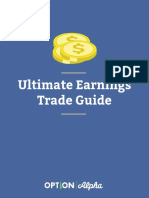 Ultimate Earnings Trade Guide