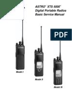 XTS5000 Basic Service Manual 6881094C28-O