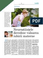 Neurostiinele Dovedesc Valoarea Iubirii