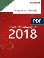 STIEBEL ELTRON Produktkatalog 2018 VMW Komplett Klein