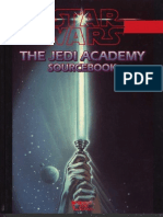 SWd6 the Jedi Academy Source Book