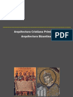 Arquitectura Paleocristiana-Bizantina