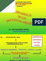 V ESTRATEGIAS DE ENSEÑANZA Y ORGANIZACIÓN DE ACTIVIDADES DE APRENDIZAJE.ppt
