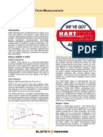FA Model 2000 HART Benefits in Flow Measurement En