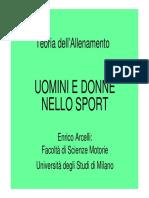 Uomini e Donne Nello Sport
