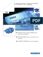 Catalogo de Productos Wabco