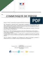 La préfecture de l'Aude réagit ce samedi