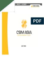 9. CBM Development in Indonesia