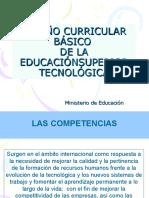 Diseño Curricular Basica 2017