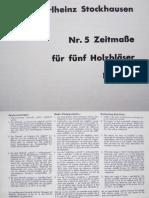 Zeitmasze (1956) [WQ]