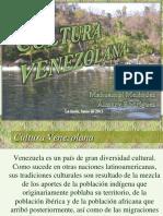 Antropología Cultura Venezolana