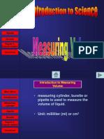 1.8 Measuring Volume