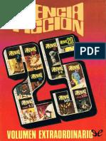 [Ciencia Ficcion - Seleccion (Bruguera) 25] AA. VV. - Ciencia ficcion. Seleccion 25 (Extra) [11746] (r1.0).epub