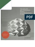 Tecnicas de plegado para disenadores y arquitectos.pdf