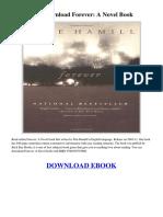 Forever a Novel Pete Hamill