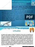 Evolucion de La Logistica en El Comercio Electronico
