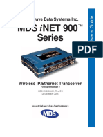 Mds Inet 900 Series