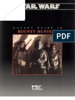 Galaxy Guide 10 - Bounty Hunters