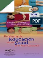 Folleto Educacion Salud Primaria 2018 Para Publicarweb