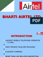 Bharti Airtel Ltd
