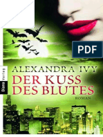 Der Kuss Des Blutes - Guardians of Eternity; 2