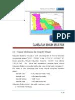 Gambaran Umum Wilayah Kab Boalemo