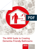 Dementia-Friendly Bathrooms Guide