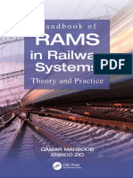 Handbook of RAMS in Railway Systems _ Theory and Practice (2018)