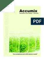 4 Plant Tissue Culture Media & Chemicals