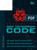 Der Tomorrow Code - Thriller