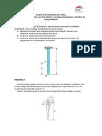 Boletín 5. Elementos Sometidos a Su Peso Propio y a Cargas Distribuidas y Esfuerzo de Aplastamiento
