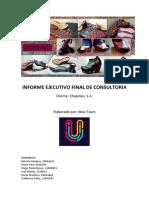 Informe Ejecutivo Final de Consultoria