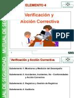 Verificación y Accion Correctiva.osha18000