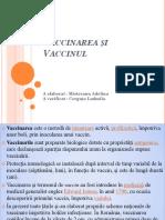 Vaccinarea și Vaccinul.pptx