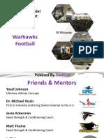 Eastern Bloc Model of Development in UWW Warhawks