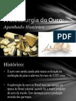 Metalurgia do Ouro