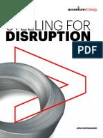 Accenture Steeling Disruption