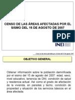 INEI censo sur