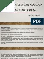Desarrollo de Una Metodología Biomimética Sesion 3