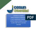 Quimica Importacion y Exportacion
