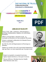 Abraham Maslow_ Psicologia Humanista y La Jerarquia de Las Necesidades