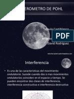 Interferometro de Pohl