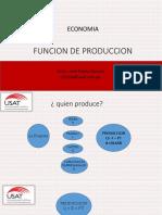 Funcion de Produccion (1)
