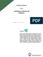 U4_Estándares y Normas de Software