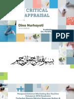 critical appraisal manajemen kesehatan