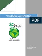 AnteProyecto de Colegio Sostenibles