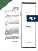 La sinarquia y lo Nacional - Alberto Buela.pdf