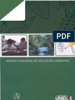 Politica Educacion Ambiental Guatemala